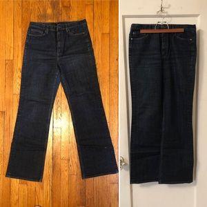 Marc By Marc Jacobs high waist straight leg jeans